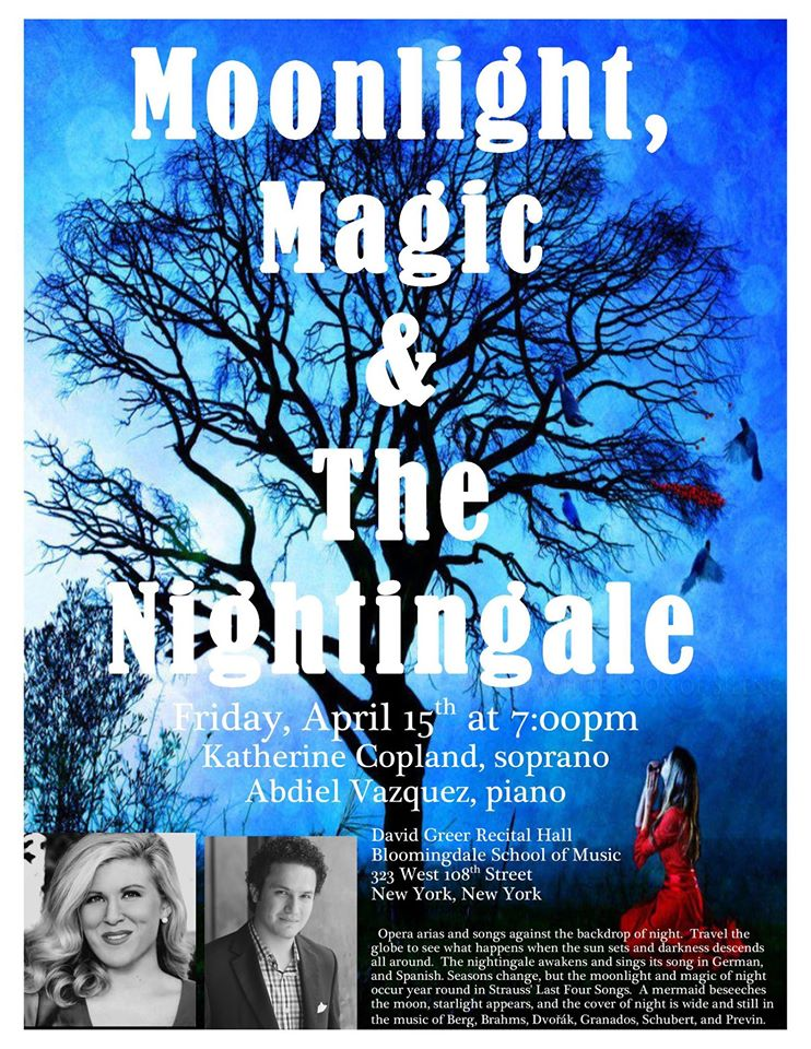 Moonlight, Magic & The Nightingale